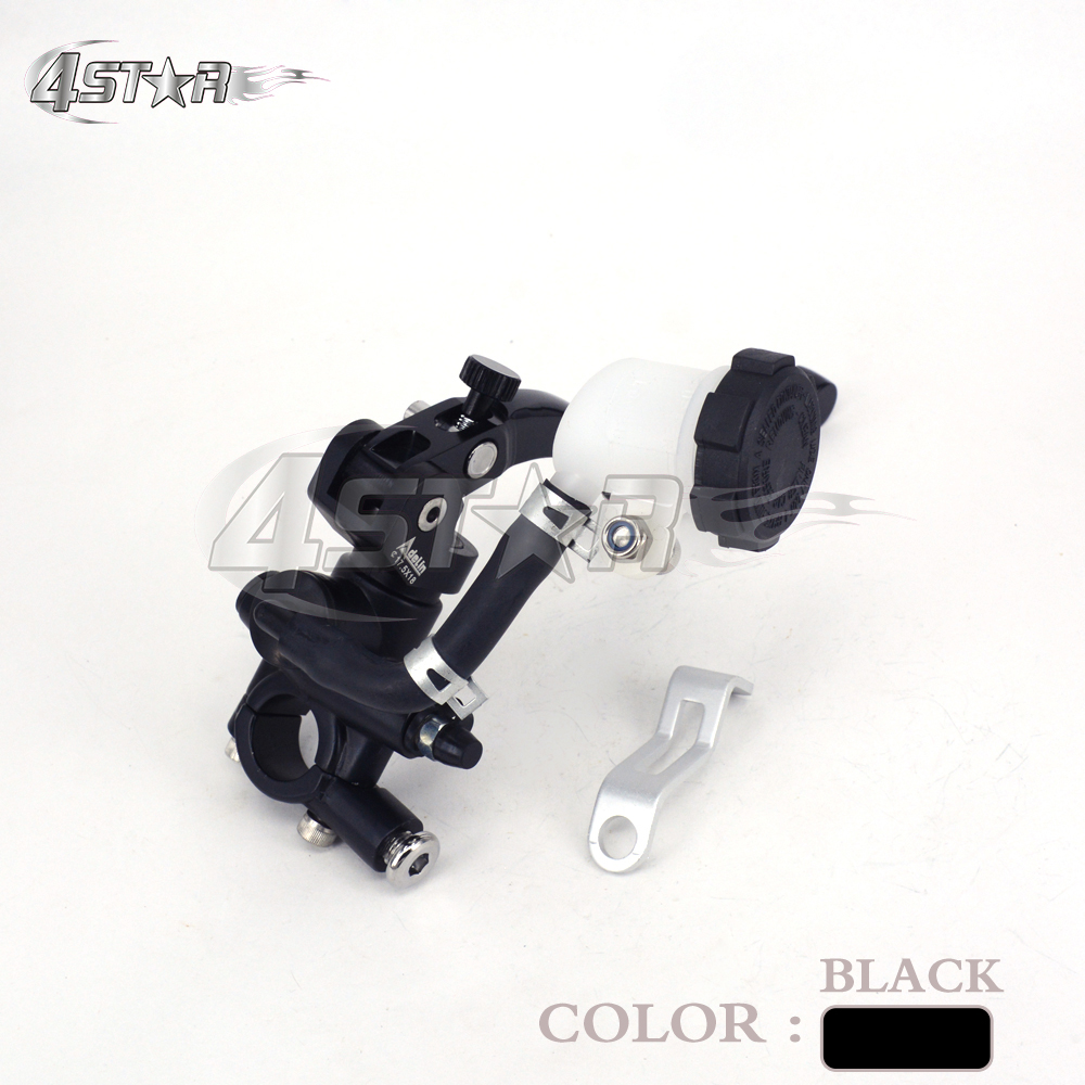 22mm 7/8 CNC Clutch Levers Motorcycle Brake Pump Master Cylinder Reservoir For Motorcycle Motocross Scooter ATV Quad Dirt Bike cnc 7 8 for honda cr80r 85r 1998 2007 motocross off road brake master cylinder clutch levers dirt pit bike 1999 2000 2001 2002