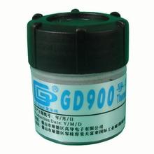 30 г серый Nano GD900 4,8 Вт/M-K серебра, содержащиеся RoHs Термальность проводимости смазочная паста силиконовый радиатор соединение Процессор светодиодный охлаждения