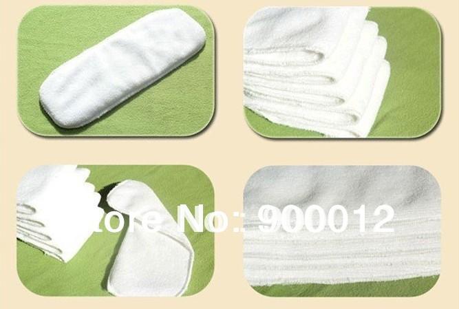 Лучшие микрофибры многоразовые 200 шт тканевые вкладыши в Подгузники милые детские подгузники Мумия любовь подгузник