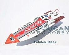 G26A2 комплект 49 «хорошо окрашенные Волокно Стекло rc корпуса лодки только для продвинутых игроков