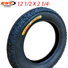 CST 12 1/2 x 2 1/4 EBIKE Gas Electric Scooters Tire Bicycle Tires Folding Bike Kid balance bicycle Tyre Inner Tube Tire 62-203
