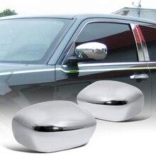 2005-2010 автомобильные Внешние хромированные аксессуары Chrysler 300 300C Magnum зарядное устройство зеркальные крышки