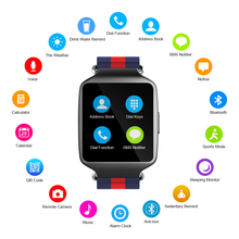 Smart Watch Sync Notifier Touchscreen Uhr Bluetooth Smartwatch Schlaf-monitor Schrittzähler Für iPhone Android PK U8 GT08 DZ09