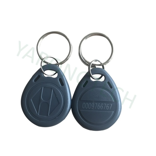 com buy proximity tag rfid khz access control key  proximity tag rfid 125khz access control key fobs only grey color abs waterproof 10pcs
