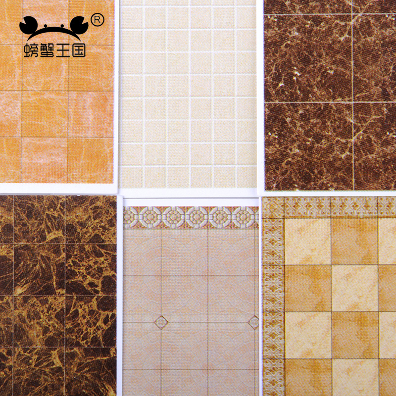 New 1:25 10pcs/lot Building Sand Table Model Material Model Wall Paper In 140*297mm