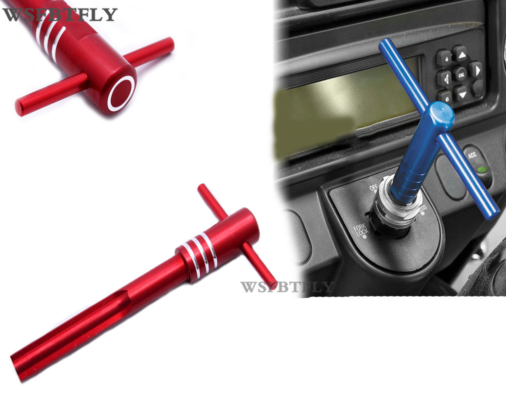 Harley Red ignition switch alignment tool 2014-2017  touring flht flhx models