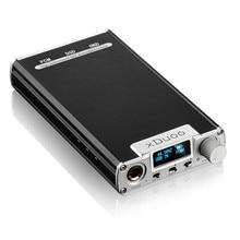 2017 Más Reciente XDuoo XD-05 DAC de Audio Portátil amplificador de Auriculares Amplificador Apoyo 32bit Decodificación DSD Nativo/384 khz con HD Pantalla OLED