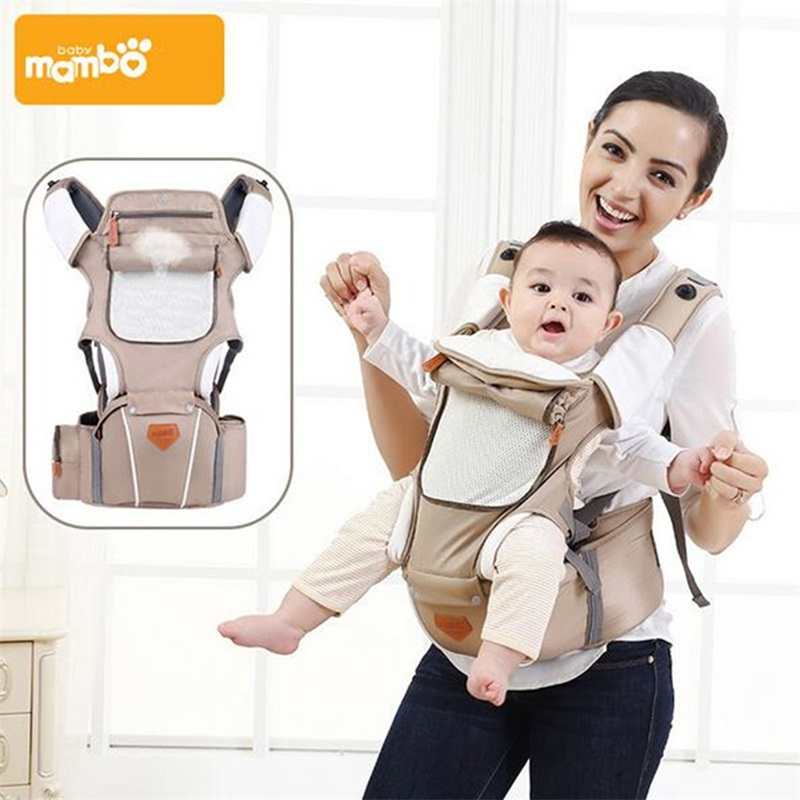 baby carrier hipseat backpack sling wrap toddler breathable cotton rider canvas classic surper economic children suspenders baby hipseat four seasons breathable baby shoulder carrier cotton baby carrier infant backpack for kids toddler sling md bd08