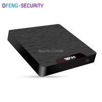 W95 Android 7.1 TV Box Amlogic S905W Quad Core 2 4g WiFi H.265 4 karat VP9 Media Player 2g DDR3 RAM 16g eMMC ROM Set top Box-in Getriebe & Kabel aus Sicherheit und Schutz bei