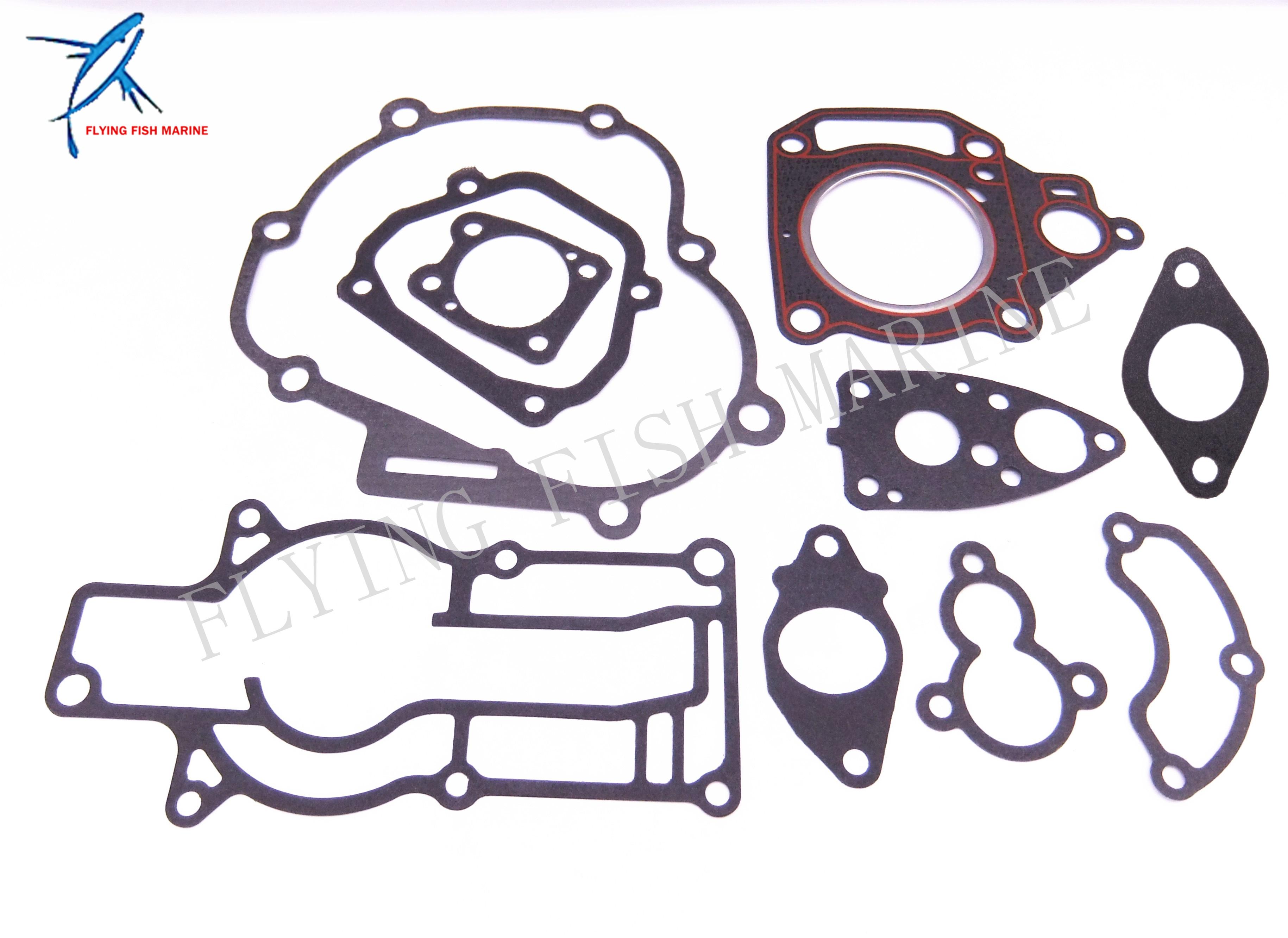 completa kit para yamaha f4 tempos 4hp motor de popa do barco