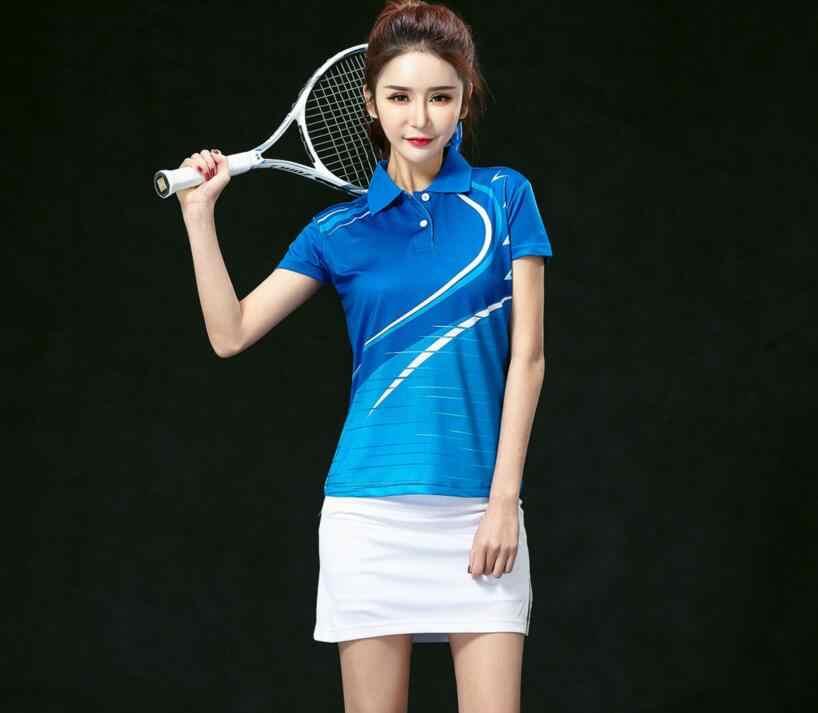 Neue badminton sportwear t-shirts, Polyester schnell trocknend tischtennis shorts, tennis sport hemd jersey, sport Training anzug