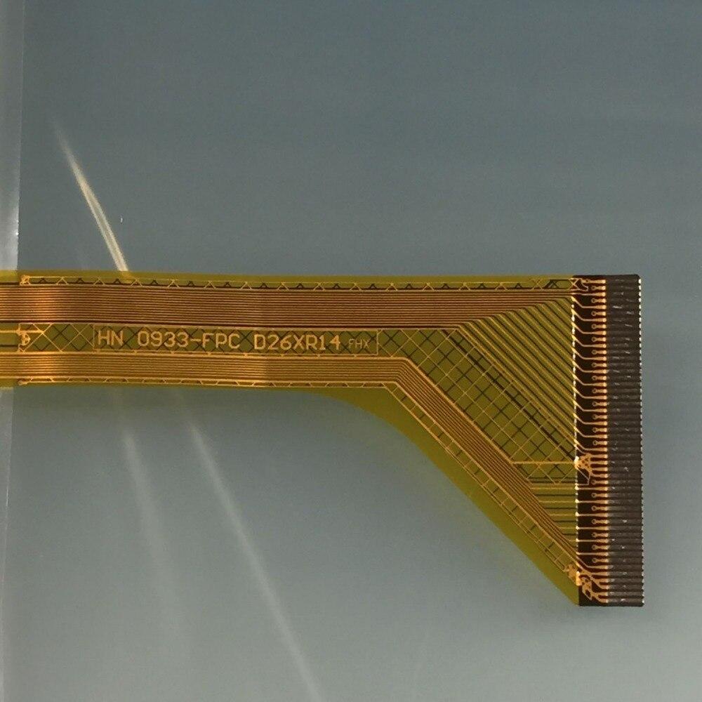 Новинка для M960 9,6 дюймов HN 0933-FPC D26 * R14 сенсорный экран Сенсорная панель дигитайзер стекло сенсор Замена Бесплатная доставка