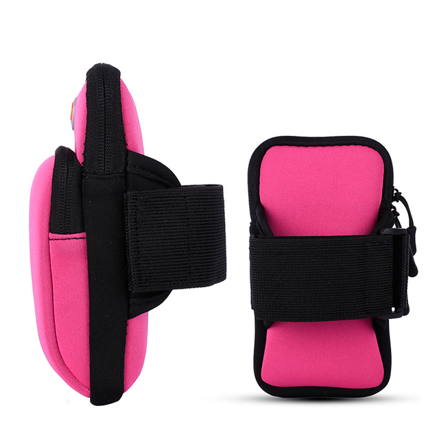2018 Running Sport Bags Men Women Mobile Phone Arms Package Sport Equipment Jogging Run Bag Accessories Outdoor Climbing Arm Bag 6