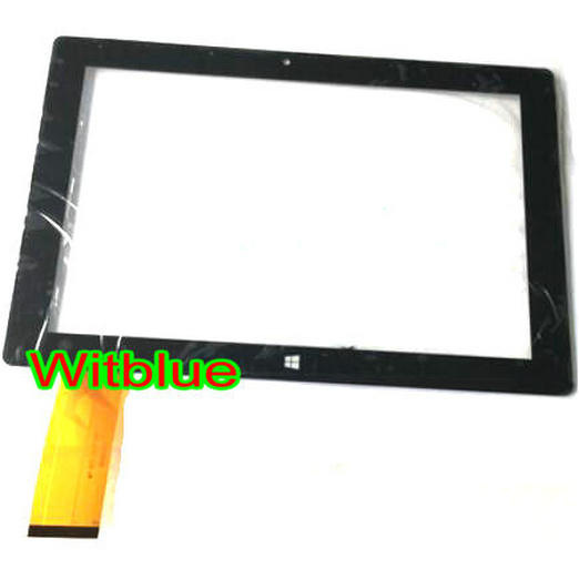 Witblue New touch screen For 10.1 Digma CITI 1803 3G Tablet Touch panel Digitizer Glass Sensor Replacement Free Shipping for sq pg1033 fpc a1 dj 10 1 inch new touch screen panel digitizer sensor repair replacement parts free shipping