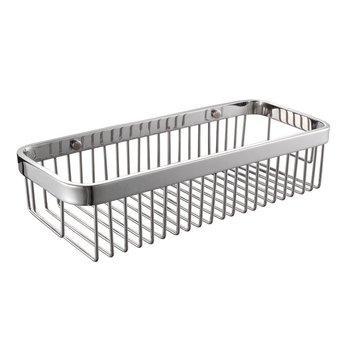 Shower Caddy Corner Shower Shelf Stainless Steel Shower Basket Bath Shower Organizer Rustproof Bath Storage Corner Basket