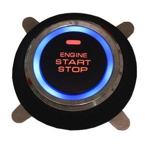 Image 3 - 2020 yıl 12V araba başlangıç durdurma düğmesi motor Push Start düğmesi