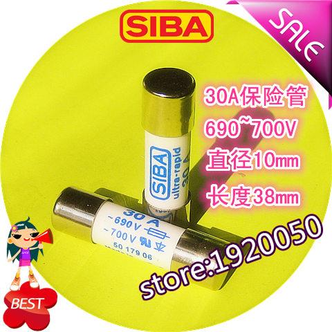 Fuse 690V 700V / 10x38mm 30A 5017906 High Quality Fuse Fuse