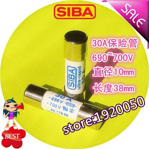 Fuse 690V 700V / 10x38mm 30A 5017906 High Quality Fuse Fuse