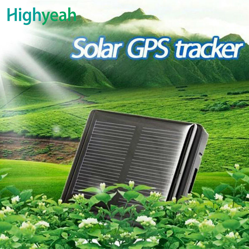 Mini Pet Waterproof IP66 Solar Gps Tracker For Sheep Cow Animal RF-V26 Gps Gprs Gsm Locator Real Time Google Map Track Via Phone reachfar rf v40 wi fi gps pet tracker blue