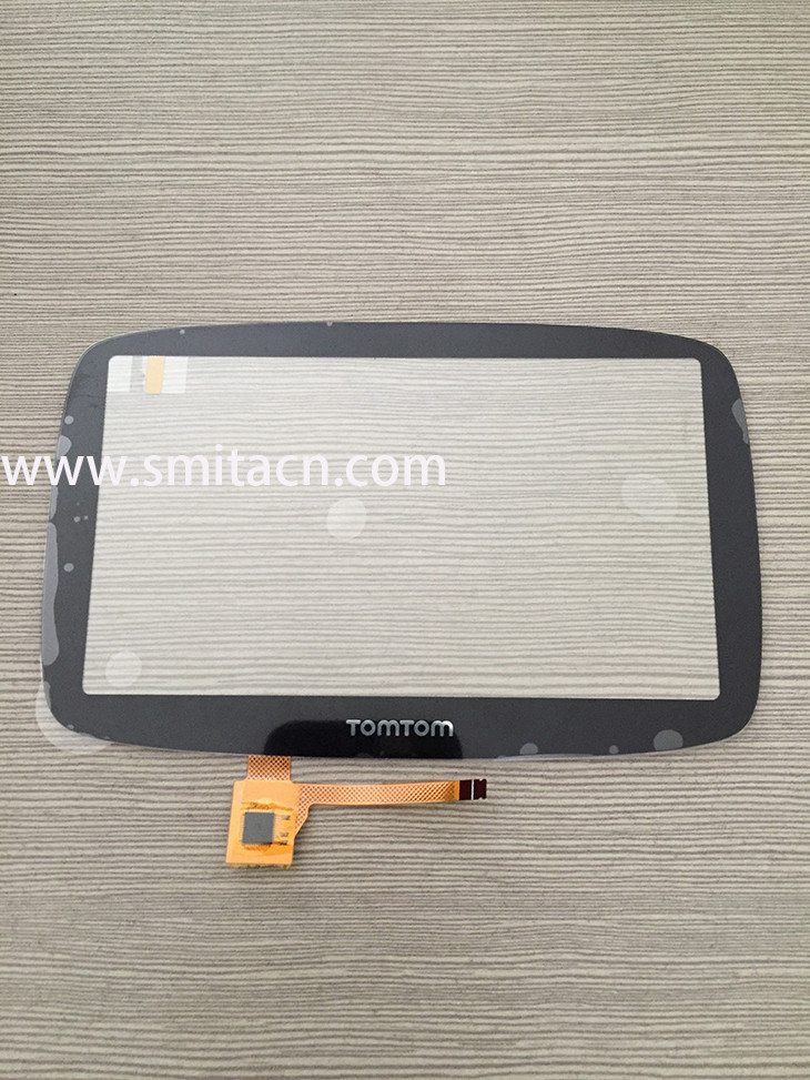 10-2 TOMTOM go 500 capacitive touch screen
