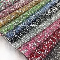 High Quality Bling Gem Sheet For Garments Decoration Phone Case Laptop Shoes Rhinestones 23x39cm