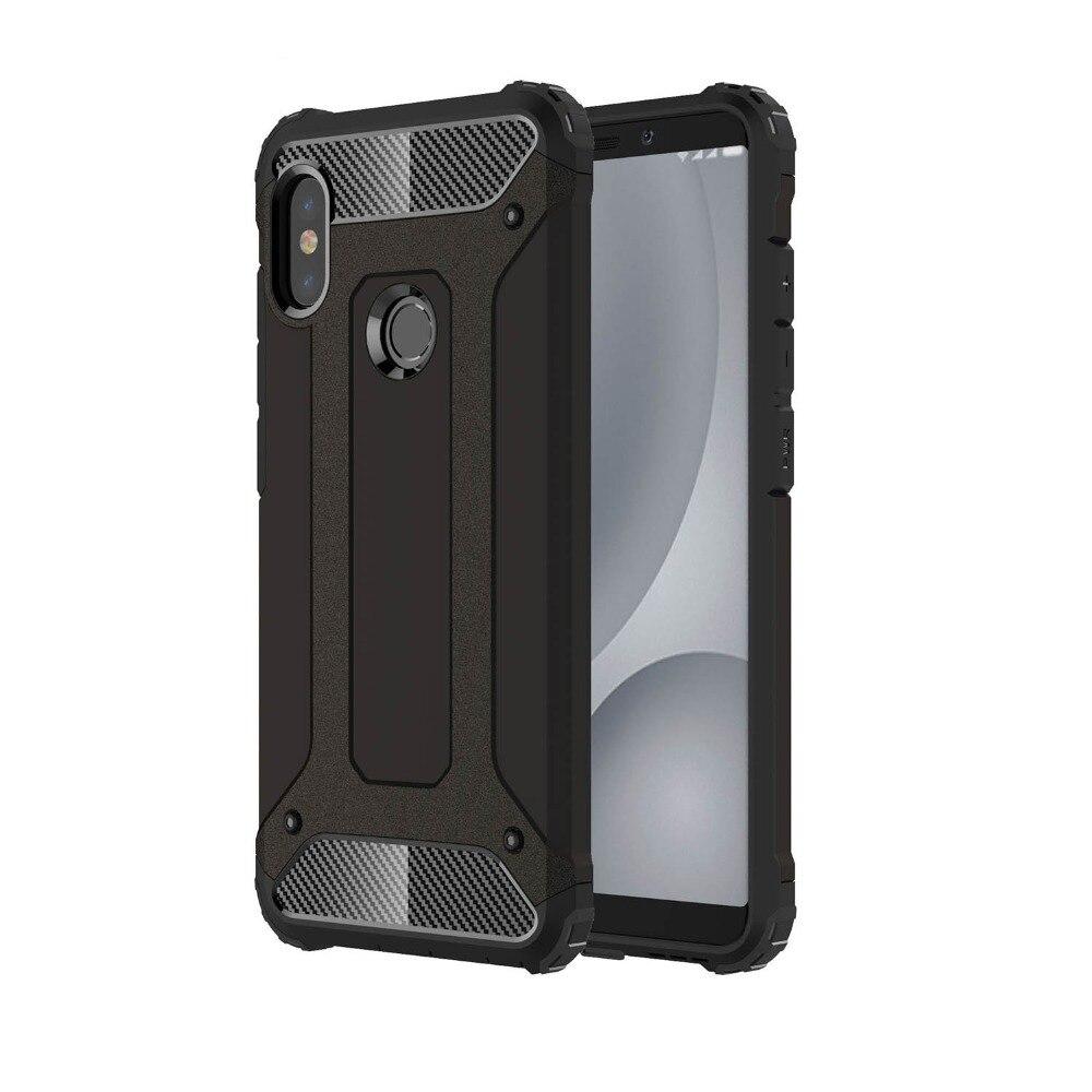 Väska till Xiaomi Redmi Note 5 Pro Global A2 Väska Plast 2 i 1 - Reservdelar och tillbehör för mobiltelefoner - Foto 2