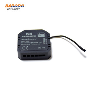 Image 2 - Z wave EU 868.42MHz Light Dimmer Module switch MCO Home MH P220 for Smart Home Control
