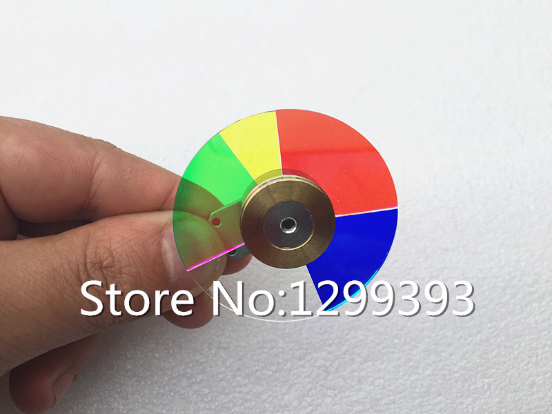 Projector Color Wheel for  Optoma DP354  Free shipping projector color wheel for optoma hd66 hd67n