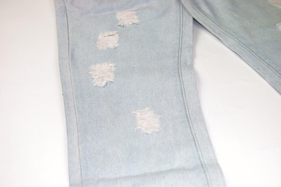 2016 Gorąca Sprzedaż Nowy Tkane Kobiet W Ciąży Ciąża Ropa Premama Dżinsy Mody Przypadkowi Spodnie Noszone Na Spodnie Brzucha Bez Rozciągania 7