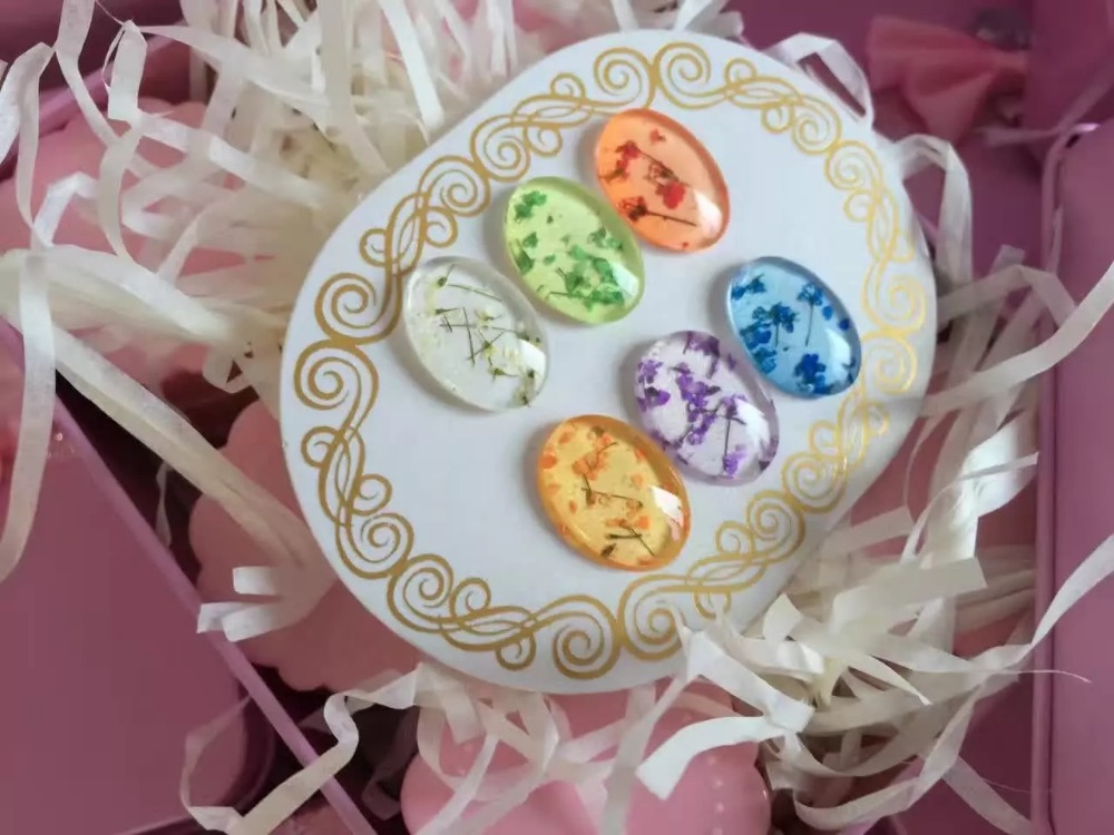 ФОТО new arrival 6 colors real dry flower uv gel . 3D nail art flower uv gel , nail art uv gel
