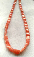 AA Natural Pink cherry Rhodochrosite Beads Flat Rectangle Ablong Nuggets Real Genuine Gemstone 16 Strand 7x9mm