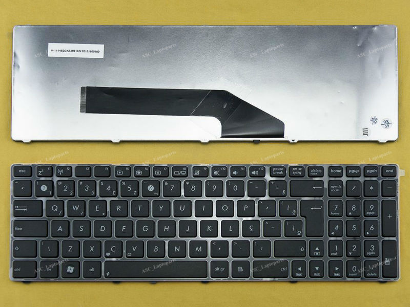 Genuine New Asus K50 K51 K50AB K50AD K50AF K50C K50IN K50IJ K50IN Keyboard