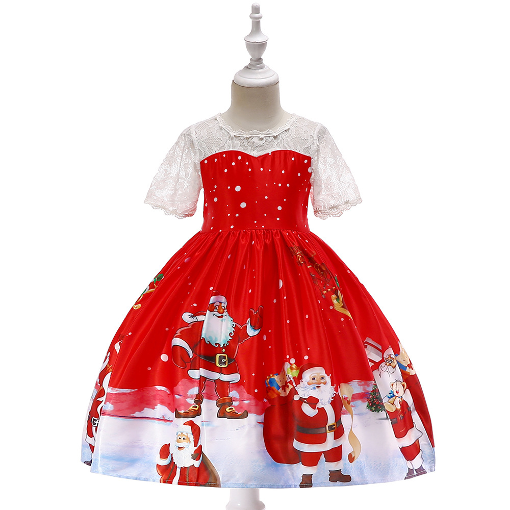 Little   Flower     Girls     Dresses   for Weddings Baby Birthday Party Frocks Sexy Children Images   Dress   Kids Prom   Dress   Evening Gown