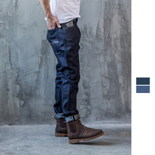 2017 Brand Men Jeans Size 30 To 36 Pencil pants Blue Stretch Denim Slim Fit Men Jean for Man Pants Trousers Jeans High-quality