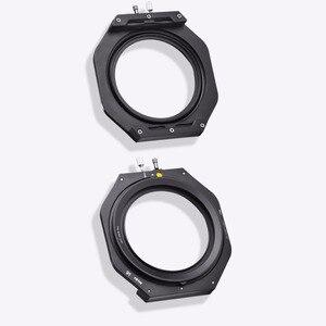 Image 3 - Kit de support de filtre Nisi V6 système 100mm avec filtre polarisant circulaire CPL 67 72 77 82mm bague adaptateur pour filtres carrés