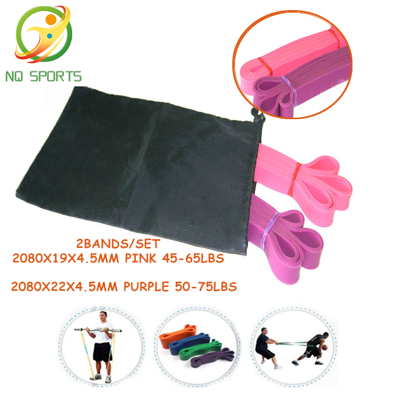 Body Building Equipment Normal Sizes Heavy Latex Elastic