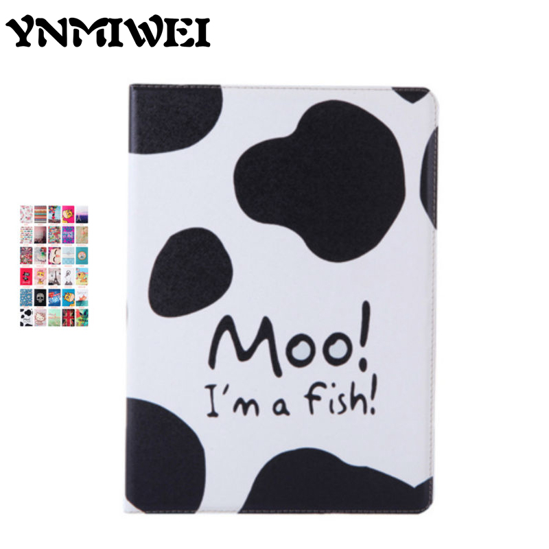 For ipad air 1 2 Leather Case Smart Tablet Cover Cute Shockproof Slim Anti-dust Protective Stand Skin for iPad 5 6 9.7'' Cases for ipad air 1 2 cute candy color soft silicone tablet case cover for ipad 5 6 mini 2 3 fashion slim lovely protective sleeve