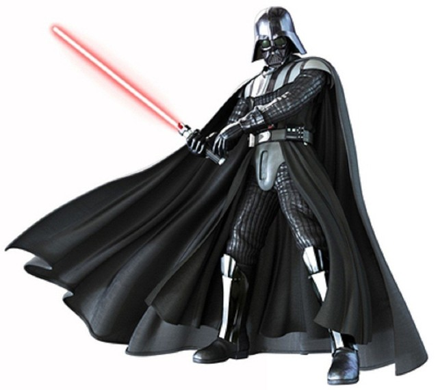 2017 Hot Sale Halloween Party Adult Cosplay Costumes Darth Vader Adult Costume Darth Vader Costume With Aurora Sword For Adult