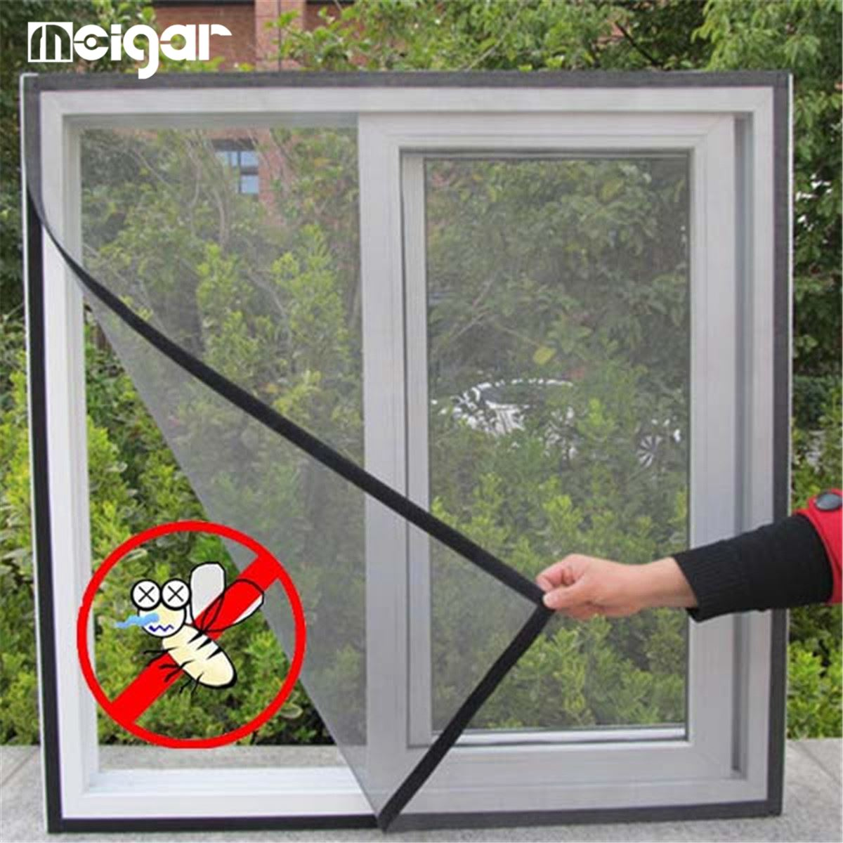 Aliexpress.com : buy diy door window net mesh screen insect .