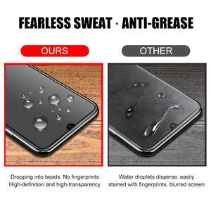 Image 3 - Matte Frosted Protective Glass On The for Samsung A70 Galaxy A50 Tempered Flim A10 A20 A30 A40 Samsong Galexy A 10 40 30 50 70
