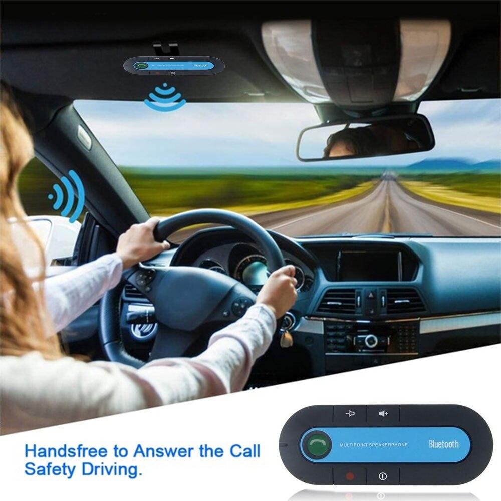 Vehemo Bluetooth 4,1 Hands-Free беспроводной Bluetooth приемник авто музыкальный приемник Домашний Электронный стерео Handsfree