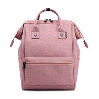2019 Pink Travel Women Backpacks Spring New Couple Travel Bags Large Capacity Casual Men School Bags Big Mummy Mochilas Rucksuck