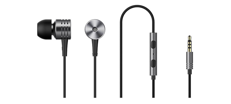 Original 1MORE Piston 2 in-Ear Earphone Earbuds Earpones with Remote & Mic for Apple iOS and Android Phone Xiaomi Xiaomi Xiomi