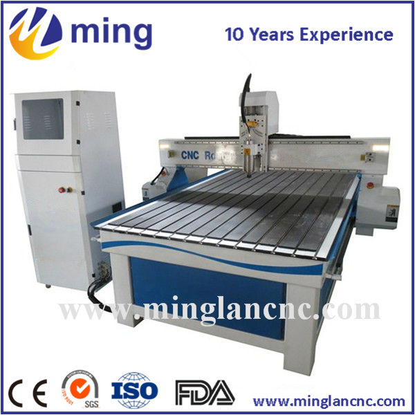 Factory supply 1224 1325 1530 2030 2040 Wood Stone metal CNC Router