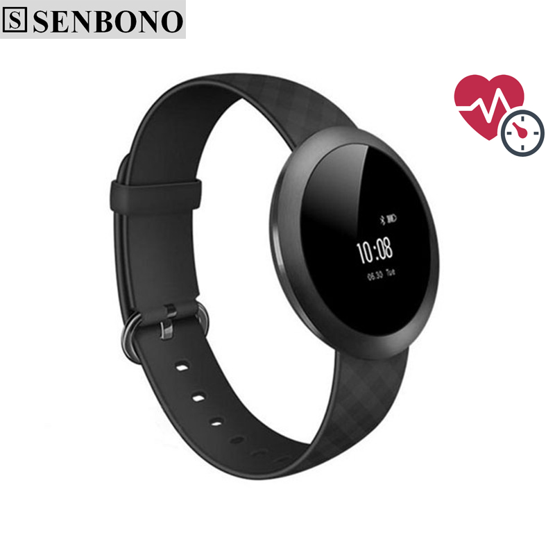 SENBONO Smartband X9 Mini Bluetooth Smart Band Wrist Bracelet Watch Heart Rate M