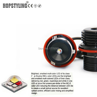 Hopstyling 2pcs 20W RGBW Wifi LED Angel Eyes Led Marker Light Bulb Replacement For BMW E39