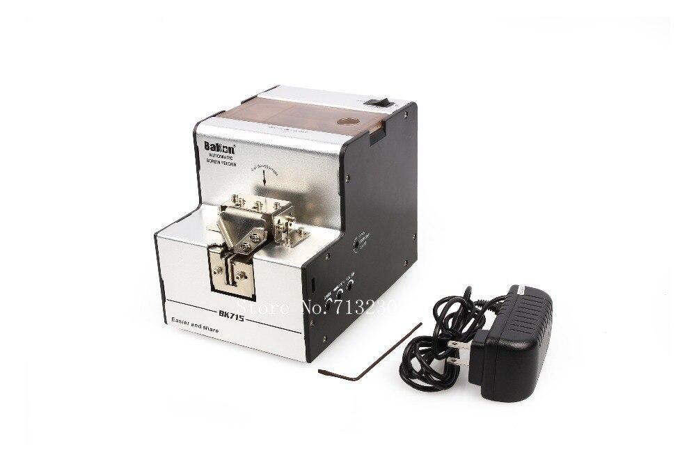 Vida Besleyici BK715 Otomatik Vida Besleyici Orbit 1.0-5.0mm Ayarlanabilir Vida Tedarik MakinesiVida Besleyici BK715 Otomatik Vida Besleyici Orbit 1.0-5.0mm Ayarlanabilir Vida Tedarik Makinesi