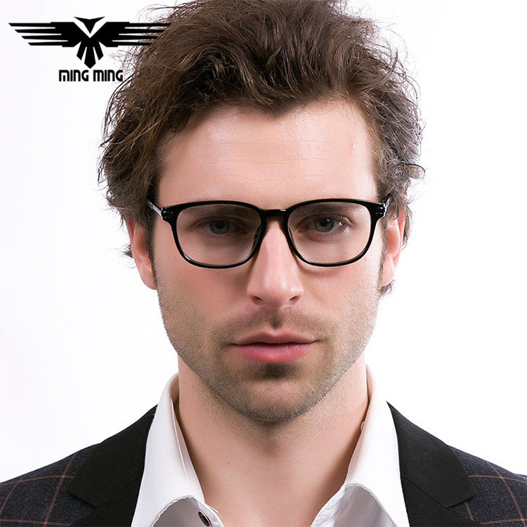 eyewear for men  Aliexpress.com : Buy 2015 New Vintage Eyeglasses Men Fashion Eye ...