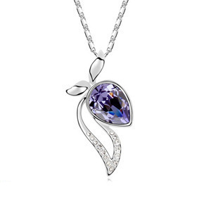 2016 newest design recommended pendant beautiful crystal heart 2016 newest design recommended pendant beautiful crystal heart shaped necklace of about affordable jewelry necklaces in pendant necklaces from jewelry mozeypictures Image collections