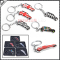1PC JDM Key Chain Fob Ring Keychain Fit All MINI Cooper R50 R55 R56 R57 R558 R60